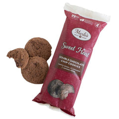 Marlo's Bakeshop, Sweet Heat Double Chocolate Chip Cookies, Individually Wrapped, 48ct.
