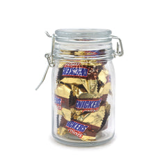 SNICKERS® Minis, Wire Jar 24ct/3.9oz