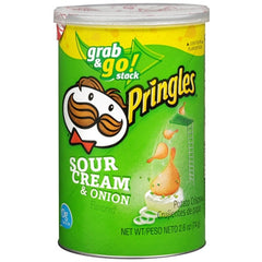Pringles, Sour Cream & Onion 12ct/2.6oz