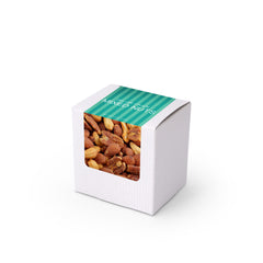 "Deluxe Mixed Nuts, Cajun Spice, 3"" White Box 48ct/4oz"