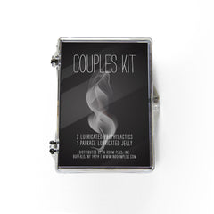 Couples Kit Plastic Case 100 ct.