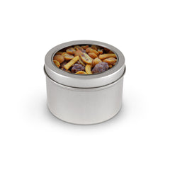 Sweet Southern Heat Snack Mix, Tin Round Window Medium 48ct/4.3oz