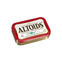 Altoids Peppermint 144 ct/1.76oz