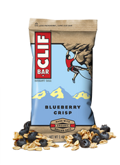 Clif Bar, Blueberry Crisp 12/2.25oz
