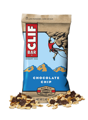 Clif Bar, Chocolate Chip 12/2.25oz