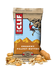 Clif Bar, Crunchy Peanut Butter 12/2.25oz