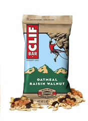 Clif Bar, Walnut Oatmeal 12/2.25oz