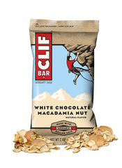Clif Bar, White Macademia Nut 12/2.25oz