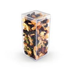 Trail Mix, Gourmet, Geo 5 inch 48ct/4oz