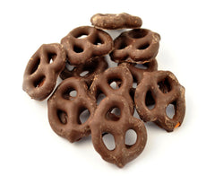 Pretzels, Chocolate Covered, Bulk 15lbs