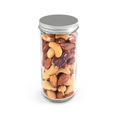 Deluxe Mixed Nuts, Tall Flint Jar 24ct/4.7oz