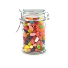 Jelly Beans, Jelly Belly 49 Flavors, Wire Jar 24ct/8.5oz