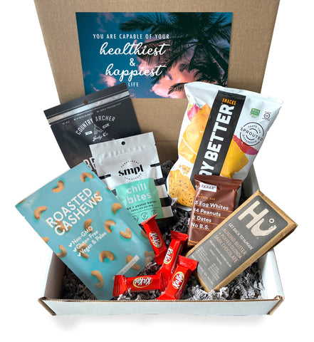 Father's Day Box w/Treat Yourself Label