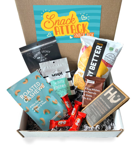 Father's Day Box w/Health & Happiness Label