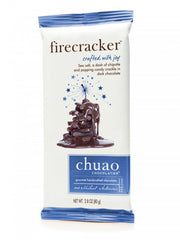 Chuao Bar Firecracker Chocolate 144/2.8oz