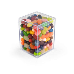 Jelly Beans, Jelly Belly 49 Flavors, Geo 3 inch 48ct/7.2oz