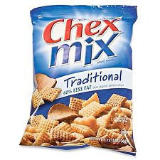 Ralston Chex Mix, Traditional 60ct/1.75oz
