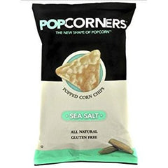 Popcorners, Sea Salt, 40ct/1.1oz