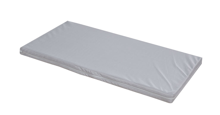 Stubenbettmatratze 'safe asleep®', AIR BALANCE PREMIUMMESH, 45 x 90 x 5,5 cm, optimales Schlafklima