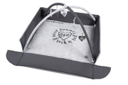 roba Baby Nest 4in1 'Rock Star Baby 3', Wickelauflage, Decke, Activity Center & Laufgittereinlage