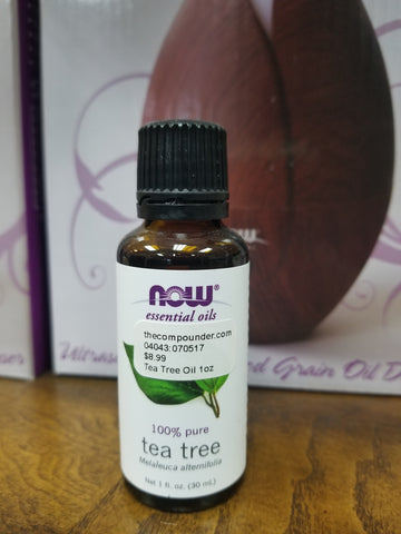 Essential Oils, Tea Tree - 1 fl oz.