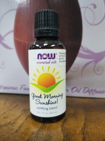 Essential Oils, Good Morning Sunshine- 1 fl oz.