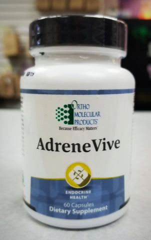 Adrenal Support, Adrene-Vive #60 Caps