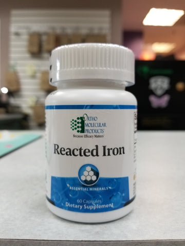 Reacted Iron #60 Caps
