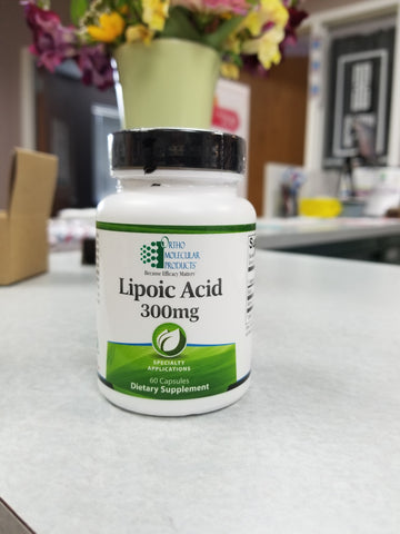 Lipoic Acid #60 Caps