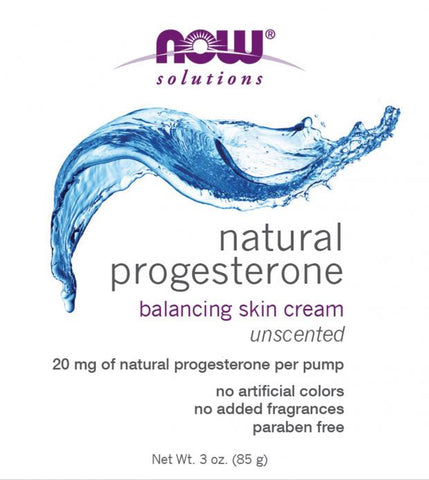 Progesterone Pumper | NOW BRAND | 85gm :: $22.99