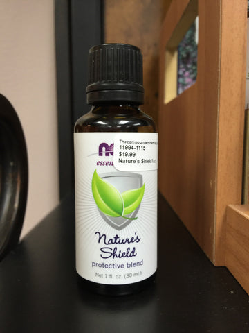 Essential Oils, Nature's Shield - 1 fl. oz.
