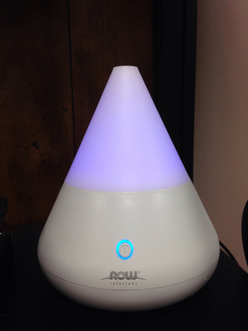 Essential Oils, Ultrasonic Oil Diffuser (THE CONE!)