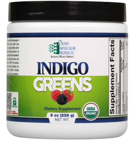 Indigo Greens Powder 30 Servings