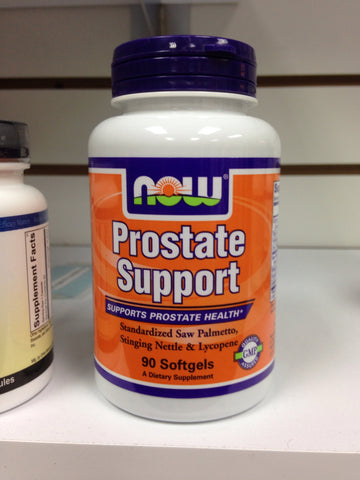 Prostate Support #90 Softgels NOW Brand