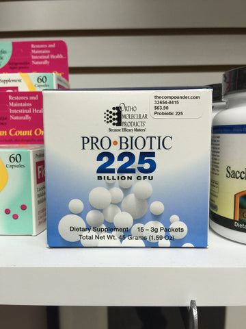 Probiotics, PRObiotic 225 #15 Packets