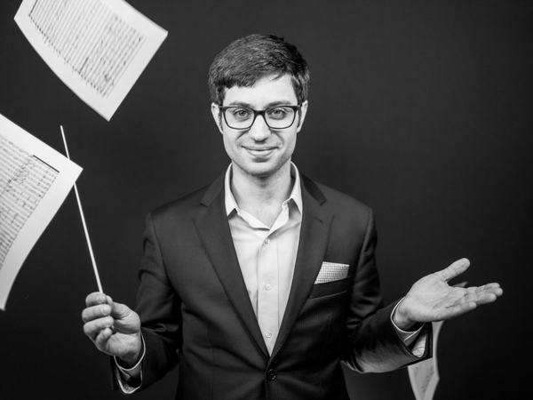 Nicholas Hersh | Baltimore Symphony Orchestra