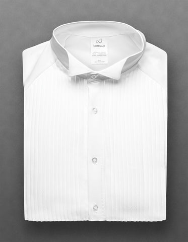 The Gershwin Tuxedo Shirt - COREGAMI | Performal