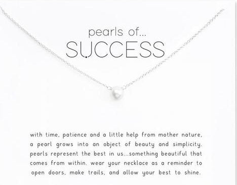 Pearl of Success