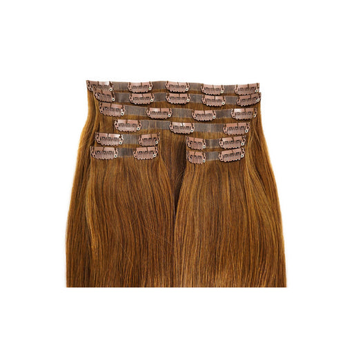 MEDIUM BROWN (6) | CLIP IN HAIR EXTENSION