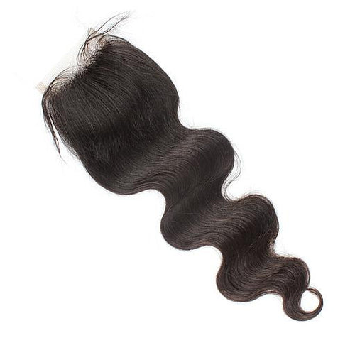 BODY WAVE SWISS LACE CLOSURE
