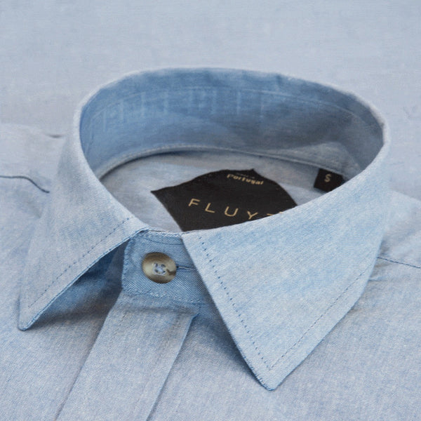 Denim Color Shirt