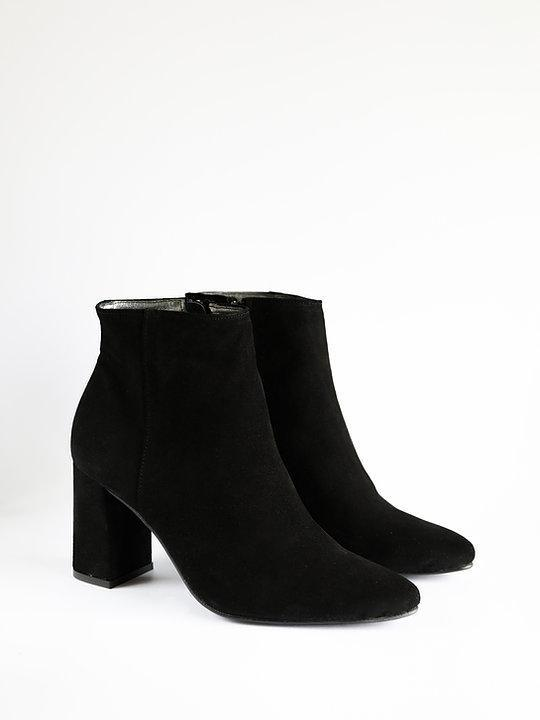 Suede Rockers Black