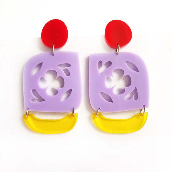 Magnólia Earrings