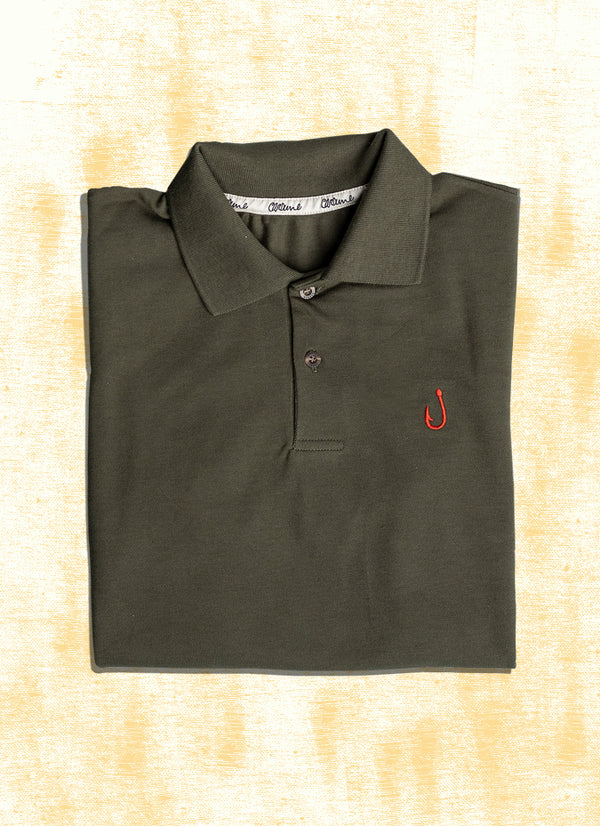 Army Short Sleeve Polo
