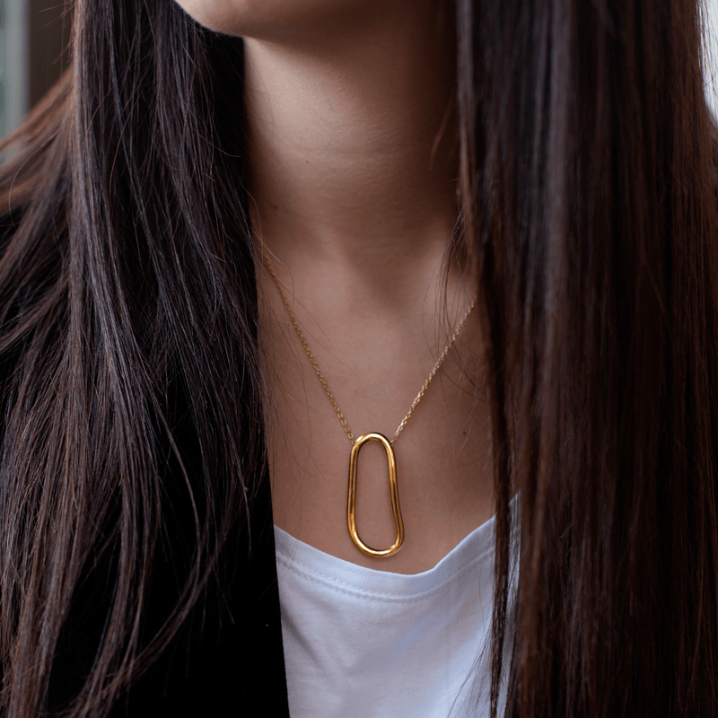 Fingerprint Necklace