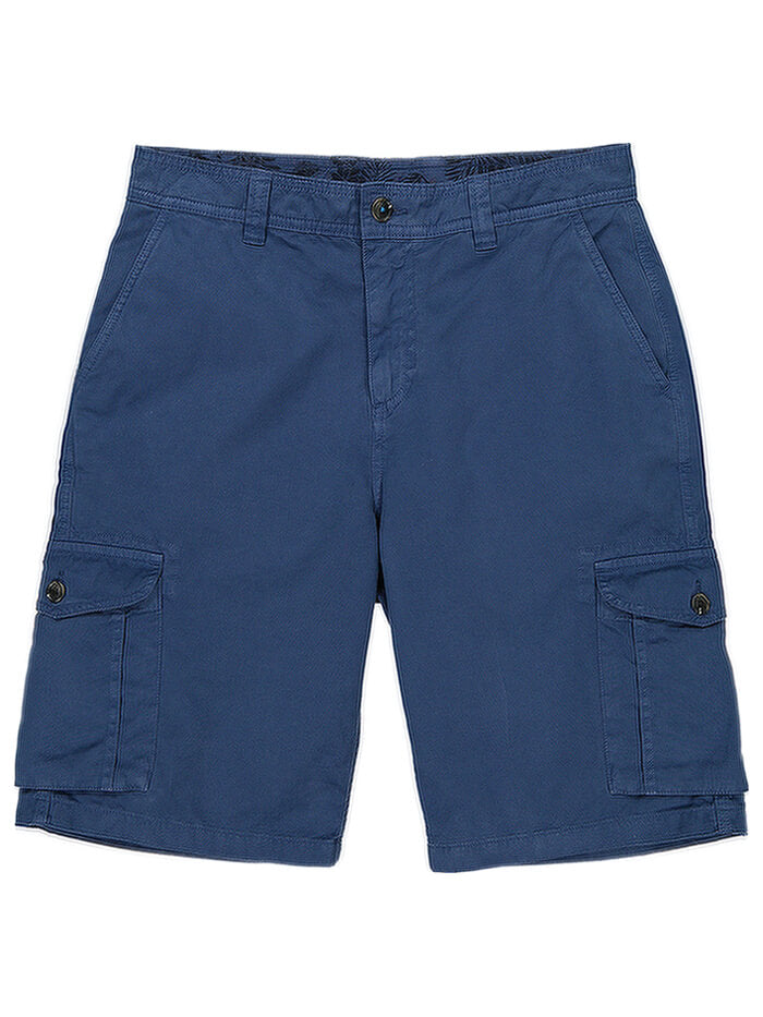 CRAB Cargo Shorts Blue