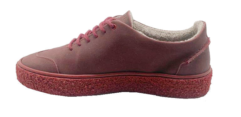 Red Velvet Coffee Grounds Vegan Shoes - Kaffa Line