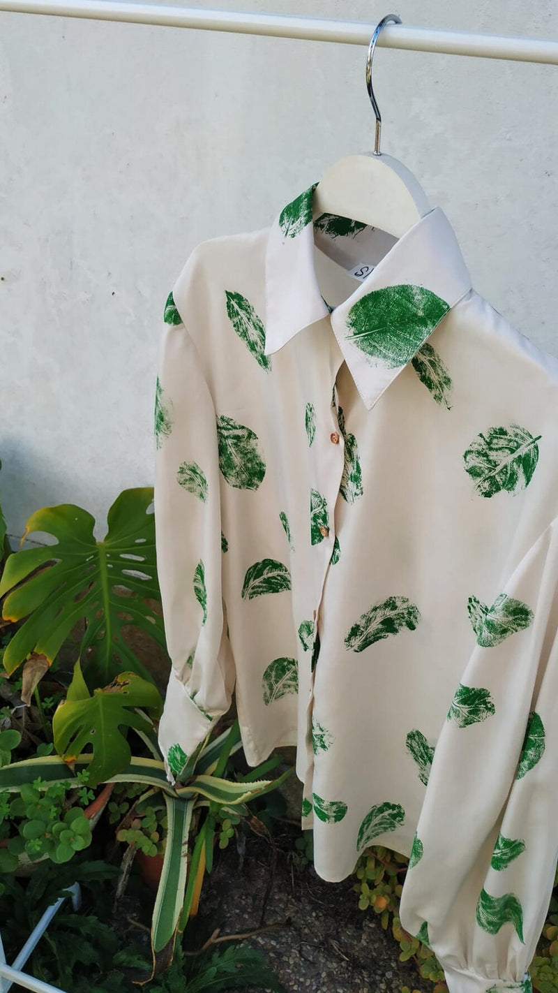 MONTEVERDE SHIRT LEAVES