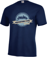 Adventure Dog Touring Co. Toddler's Tee - Fuji and Friends Apparel Co. - 1