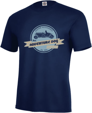 Adventure Dog Touring Co. Kid's Tee